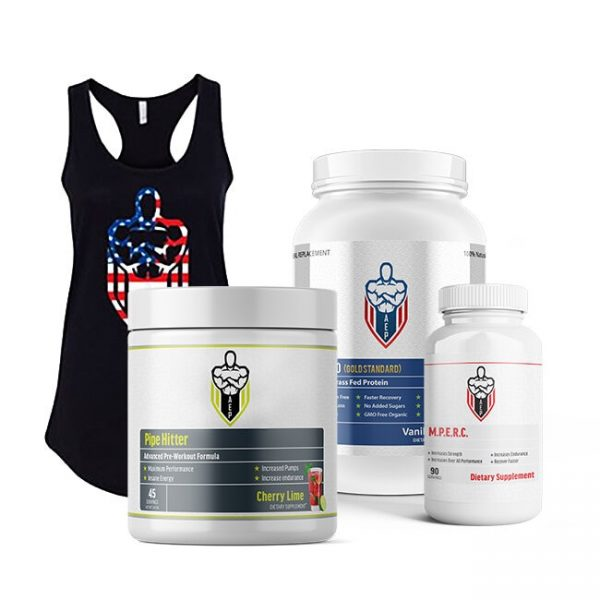 Veterans Fitness Stack Women