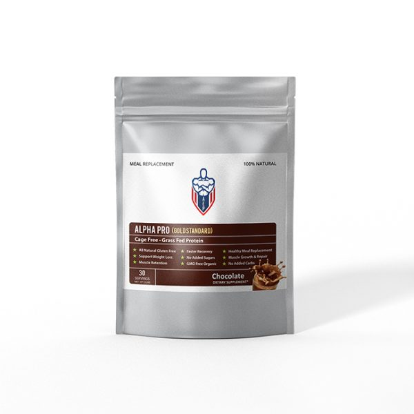 ALPHA PRO SAMPLE CHOCOLATE