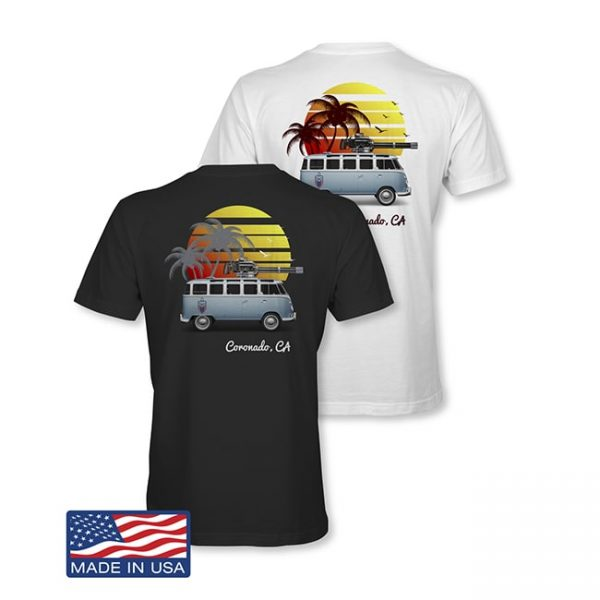 Men California T-Shirt (2)